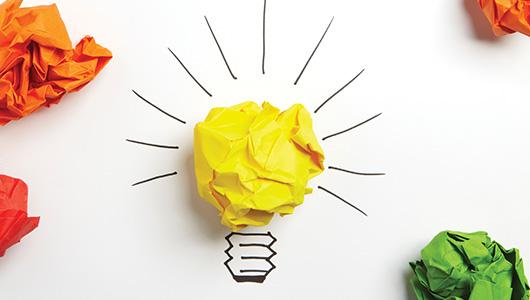 Turn Input into Innovation