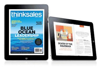 ThinkSales Magazine Digital Subs