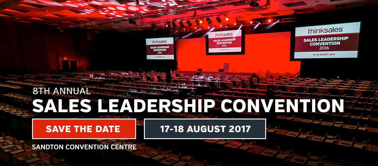 ThinkSales Sales Leadership Convention 2017