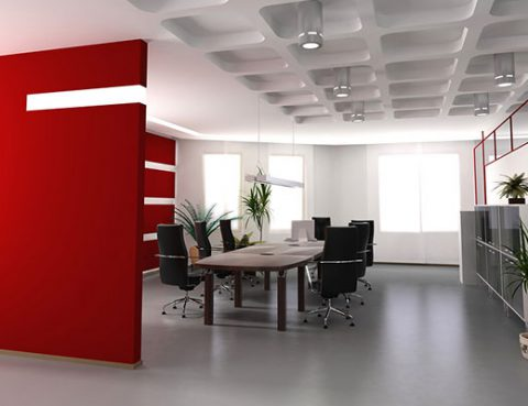 Intelligent-Workplace-Design