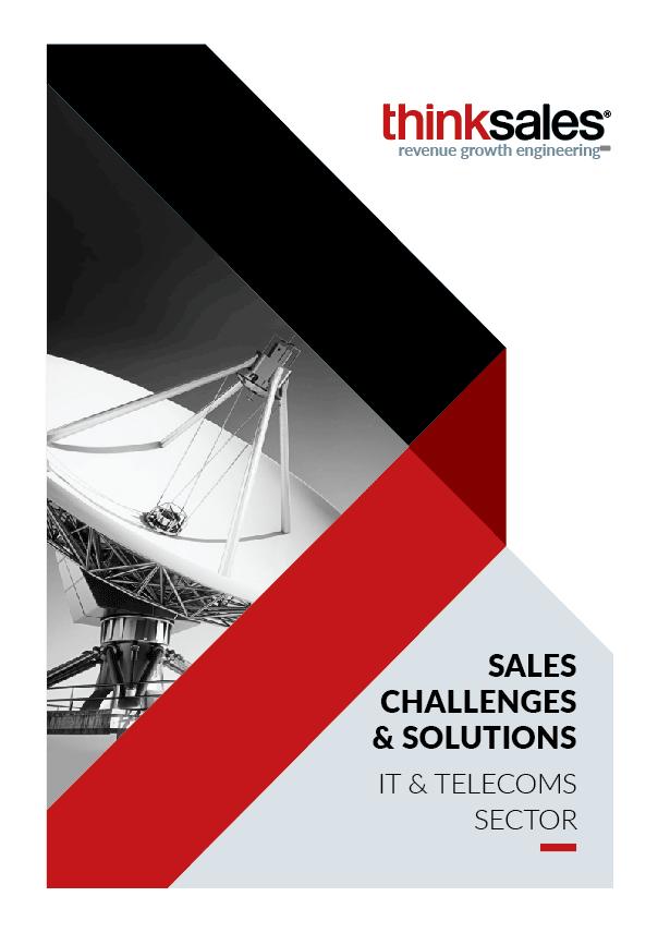 ICT Telecom Sector Sales Challenges